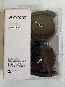 audifonos SONY MDR ZX110 NUEVO ORIGINAL auriculares nuevos sony MDRZX110 audifono auricular mp3 <strong>mp4</strong>
