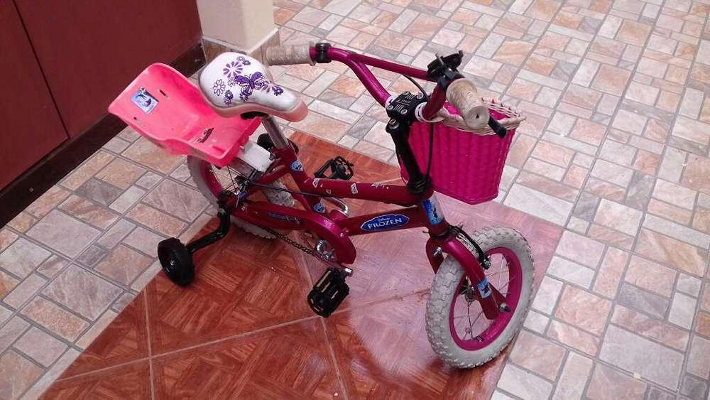 Vendo Bicicleta Rodado 12