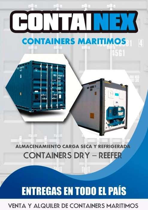 Containers maritimos Containex