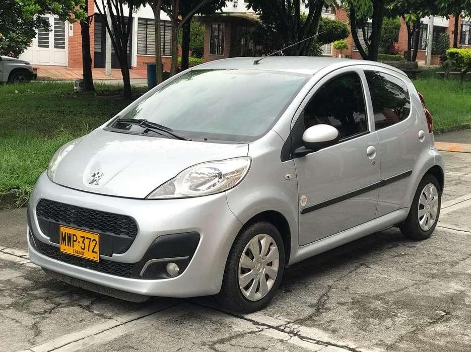 Peugeot 107 2013 - 84000 km