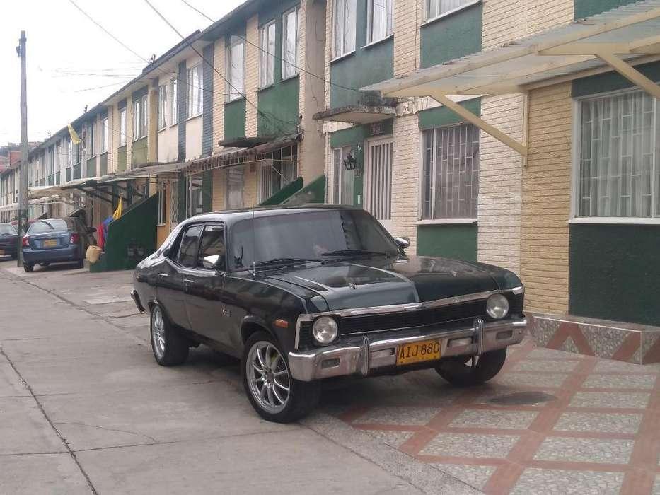 Chevrolet Nova 1968 - 246000000 km