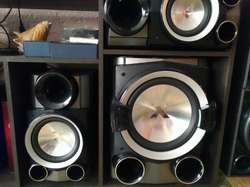 Equipo de Sonido Lg 1580 W con Módulo
