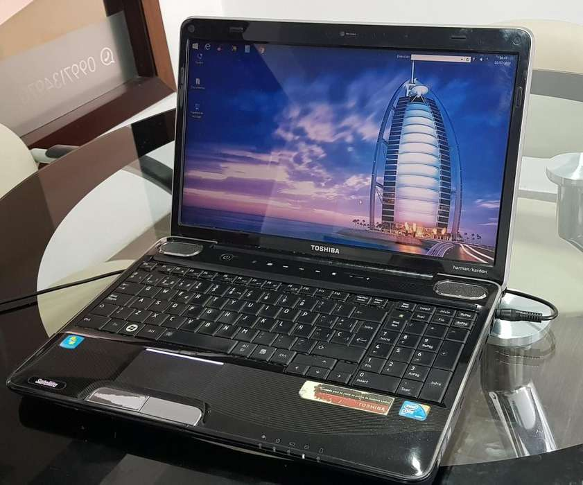 REMATO <strong>laptop</strong> Toshiba 165