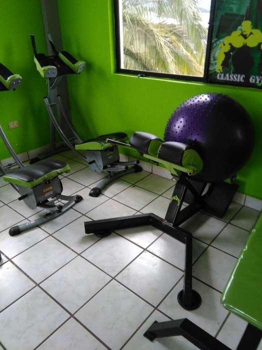 Máquinas de Gym