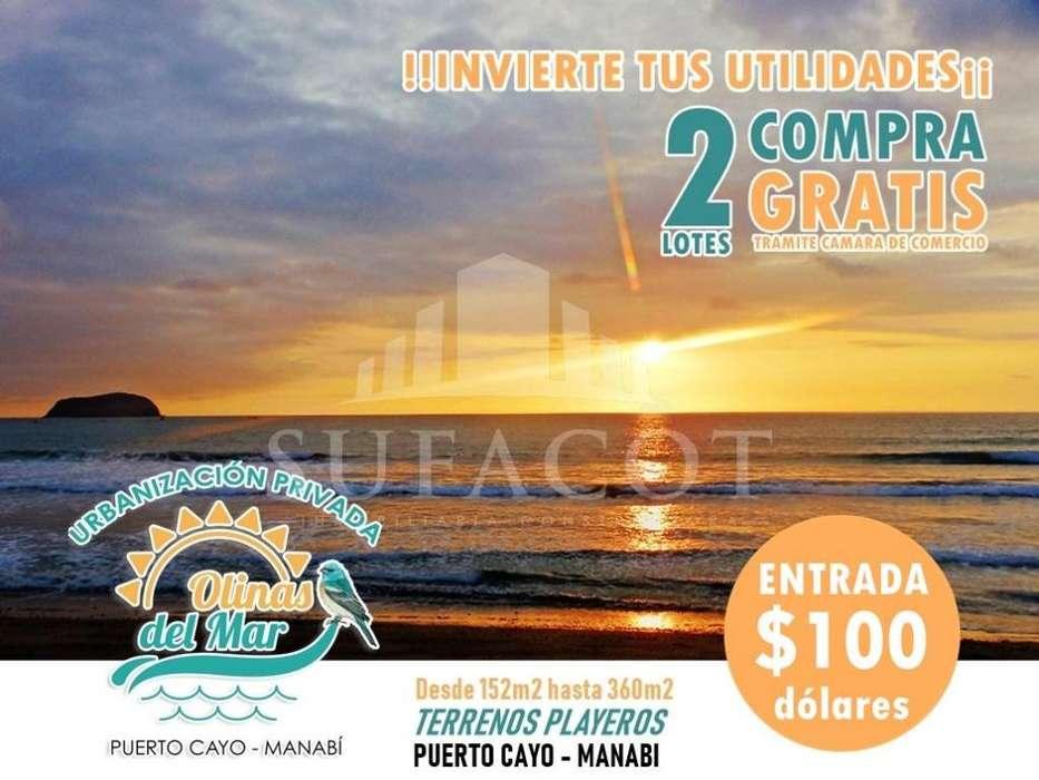 117 Tu Cuotas Mensuales!! Terreno Con Complejos Recreativos y Servicios Basicos SD2