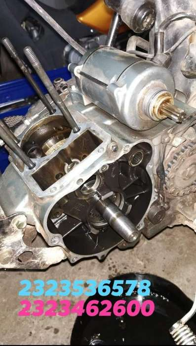 Mecanica de Motos