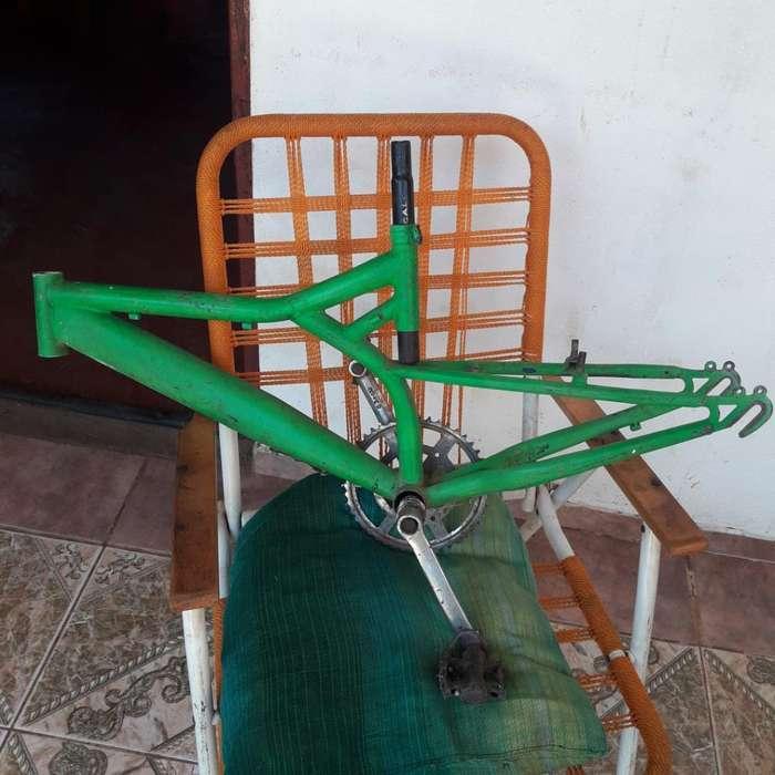Vendo Remayo Ya Cuaddro para Bicicleta