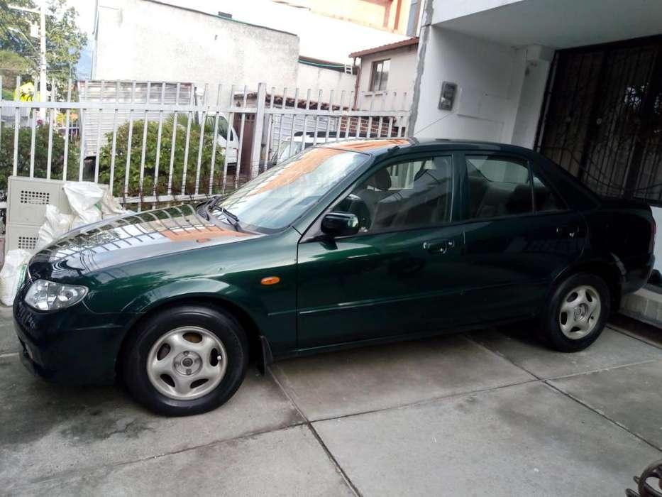 Mazda Allegro 2004 - 164600 km