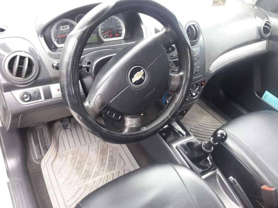 Chevrolet Aveo 2012 - 144500 km
