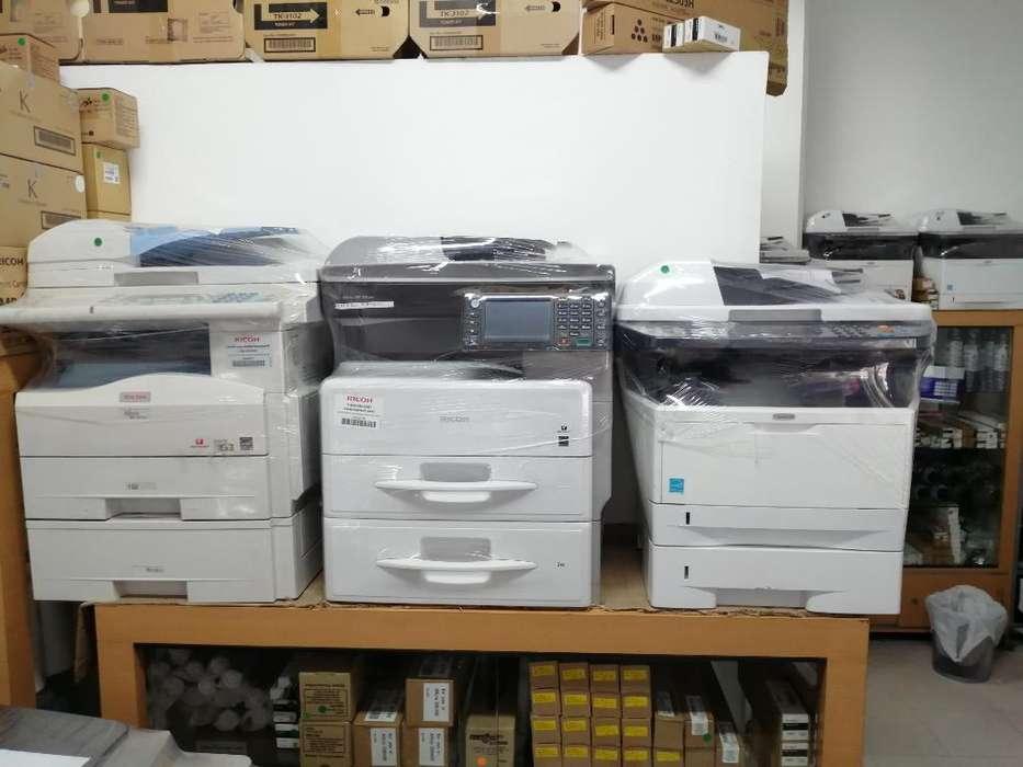Impresoras Láser Multifuncionales