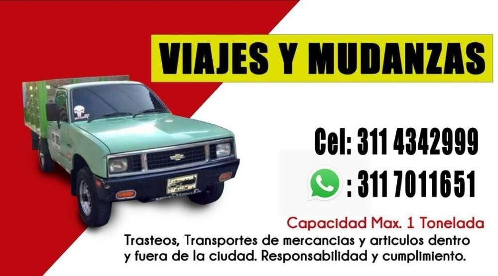 Viajes Y Mudanzas Cartagena