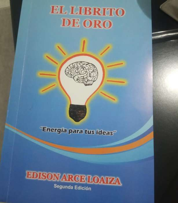 Librito de Oro , Energia para Tus Ideas