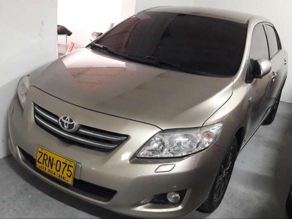 Toyota Corolla 2010 - 140000 km