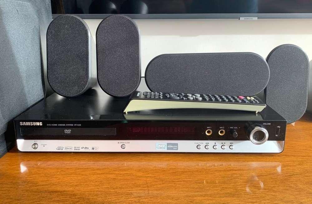 DVD Home Theatre System HT-X20 Samsumg