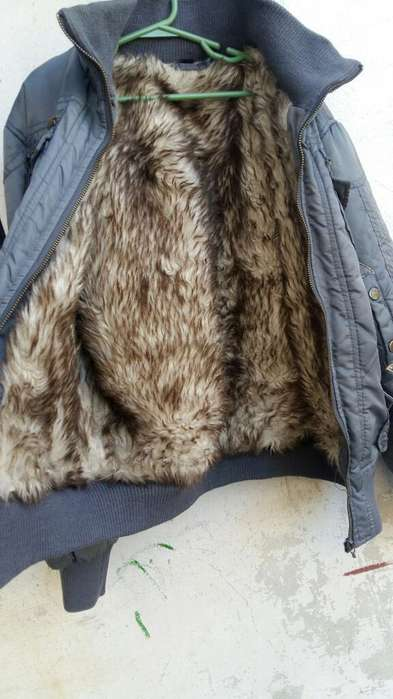 Campera de <strong>mujer</strong> Talle M . Super Abrigad