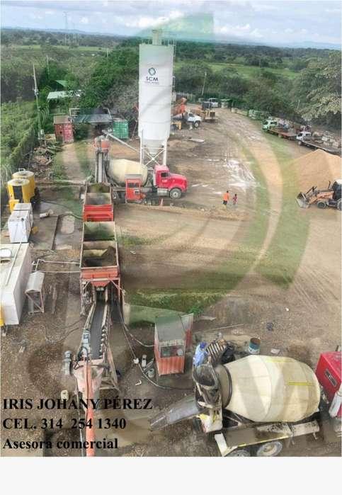 mantenimientos preventivos plantas de concreto