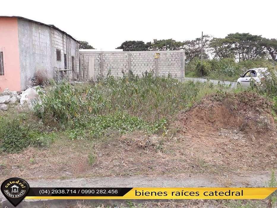 Terreno de venta en Cdla. La Gloria – código:15101