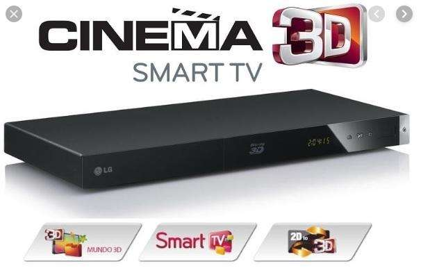 SE VENDE BLU-RAY PLAYER 3D BP420