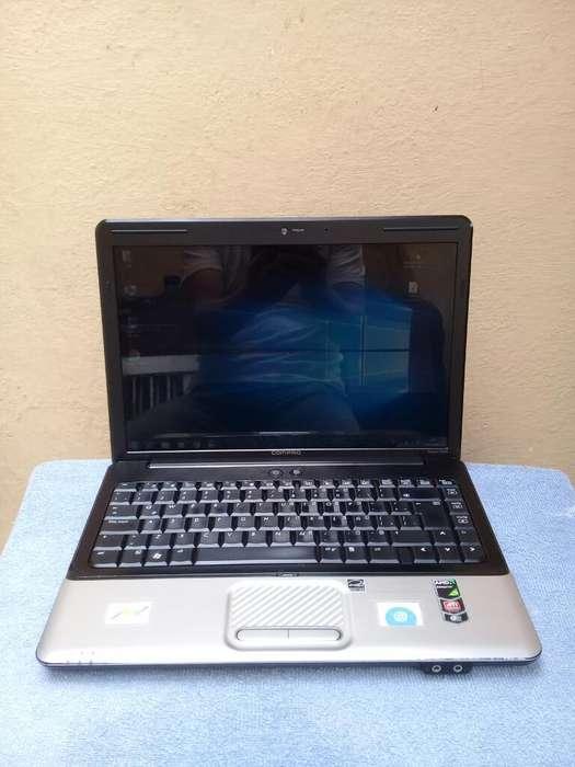Flamante Laptop Hp Compaq Intel Core I3