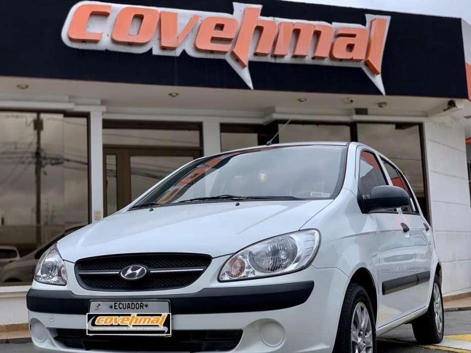 Hyundai Getz  2011 - 74121 km