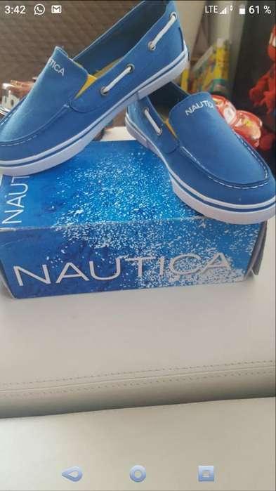 Zapatos Apache Nautica Número 3 Usa