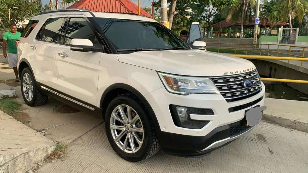 Ford Explorer 2016 - 7000 km