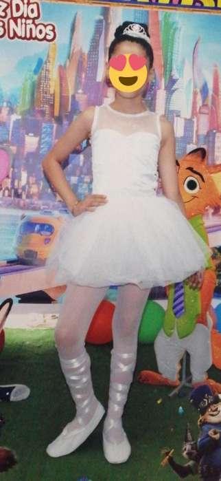 Disfraz de Bailarina de Ballet Talla 8