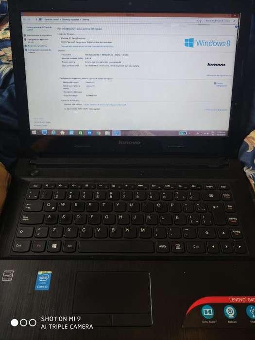Computador Portátil Lenovo G40