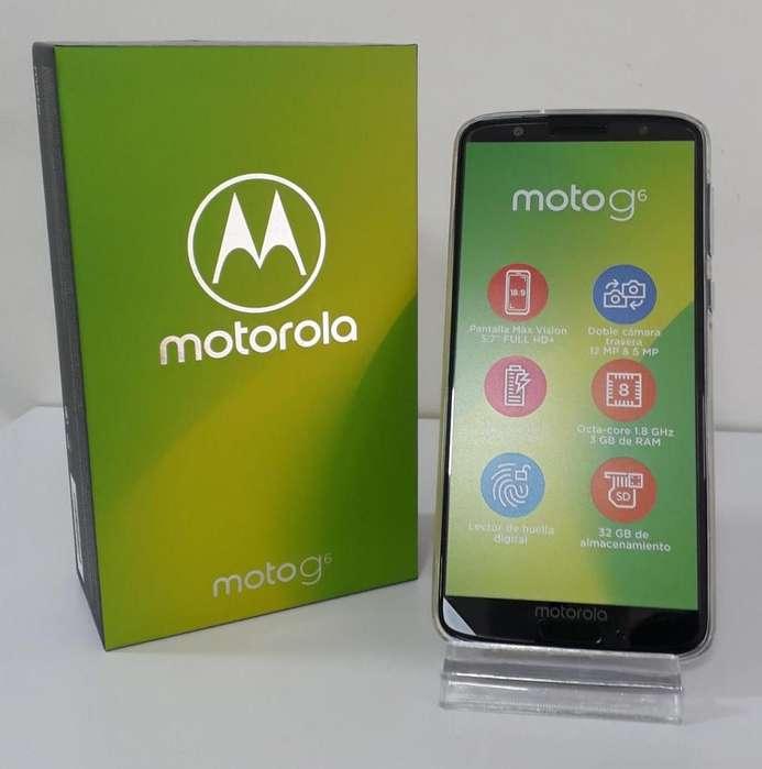 Motorola Moto G6 Xt1925-2 Deep Indigo 8core 1.8 3gb 32gb