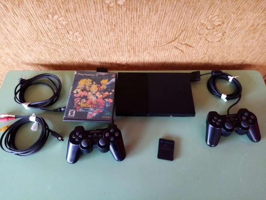 Play Station 2 Buen Estado - Ps2