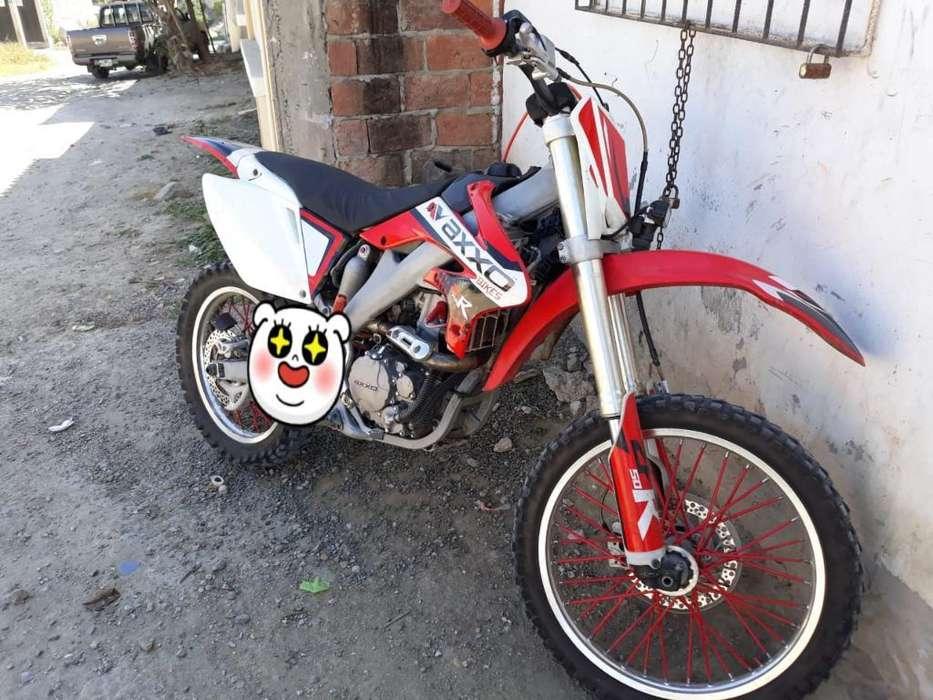 Motocross Axxo Zf250r