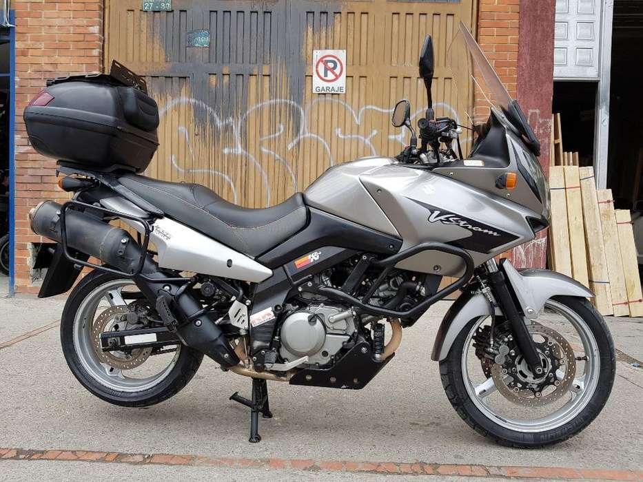 Suzuki V Strom 650 2007 Impecable Ganga