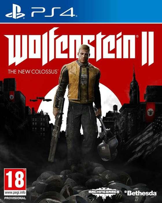 Oferta Wolfenstein Ii The New Colossus