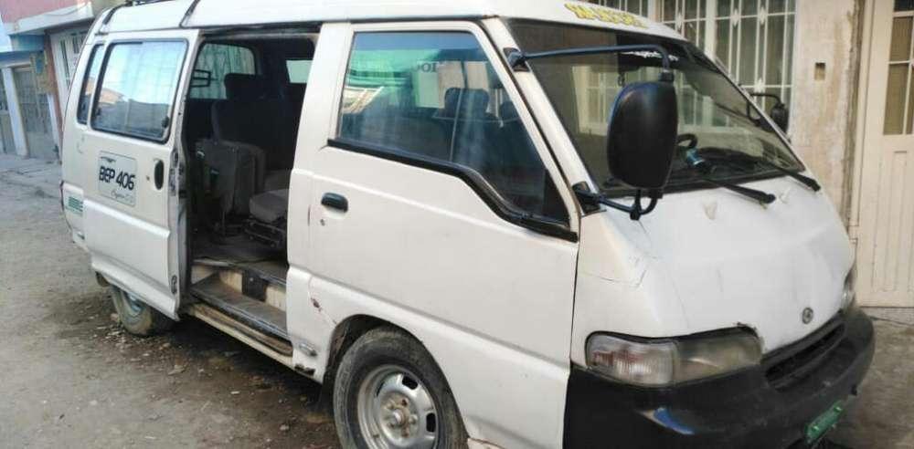 Ganga Camioneta Escolar