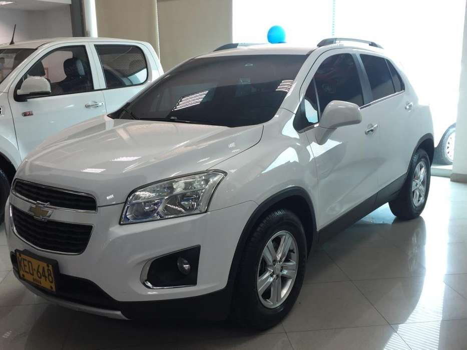 Chevrolet Tracker 2014 - 93394 km