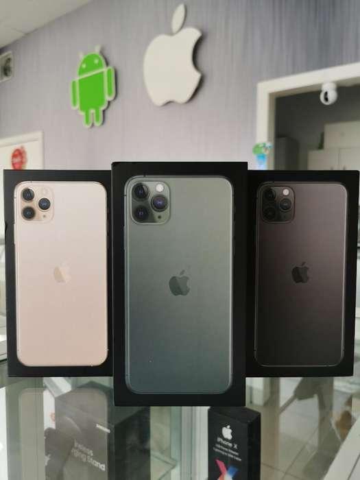 iPhone 11 Pro Max 64&256gb