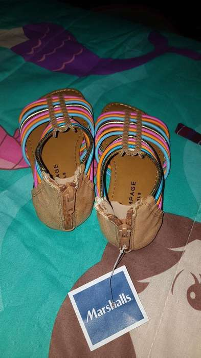 Sandalias Niñas Nuevas Talla 2