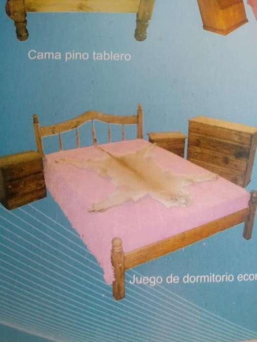 Comoda de madera nueva a 3100 pesos
