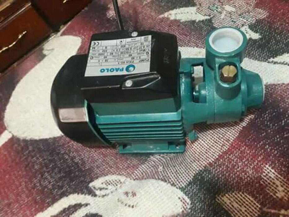 Vendo Bomba Electrica. de 1hp