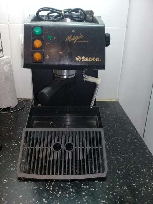 Vendo Cafetera Saeco