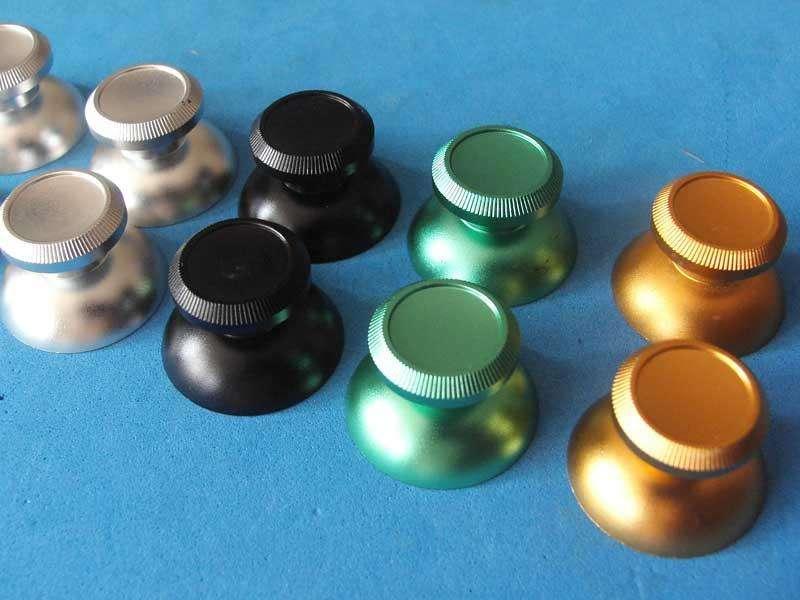 Ps4 Analogos Thumbsticks Metal Aluminio Play4 Xb1 Xboxone