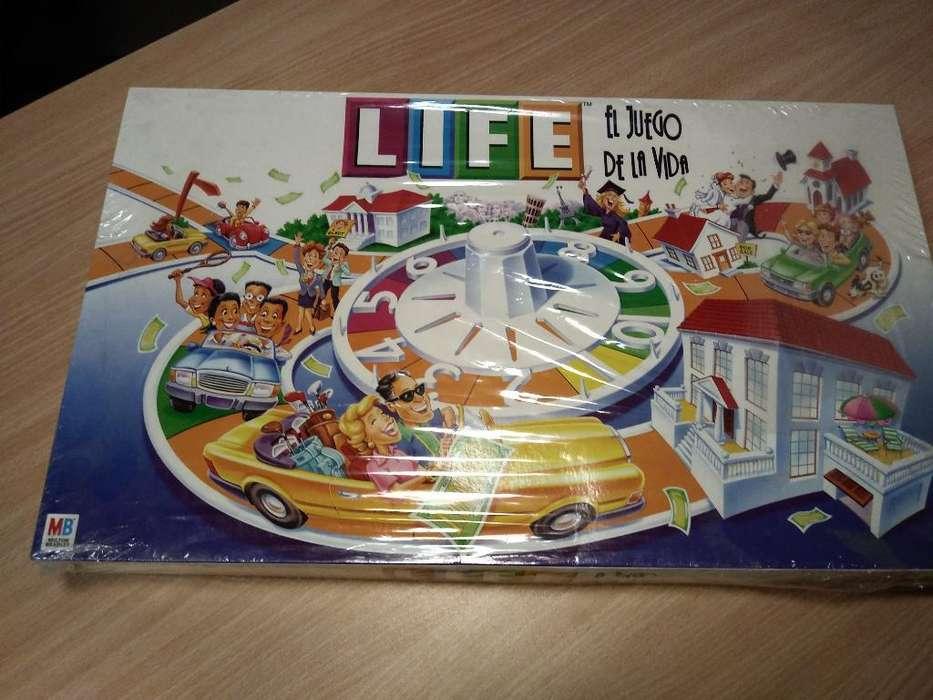 Life: El Juego de La Vida Nuevo Sellado