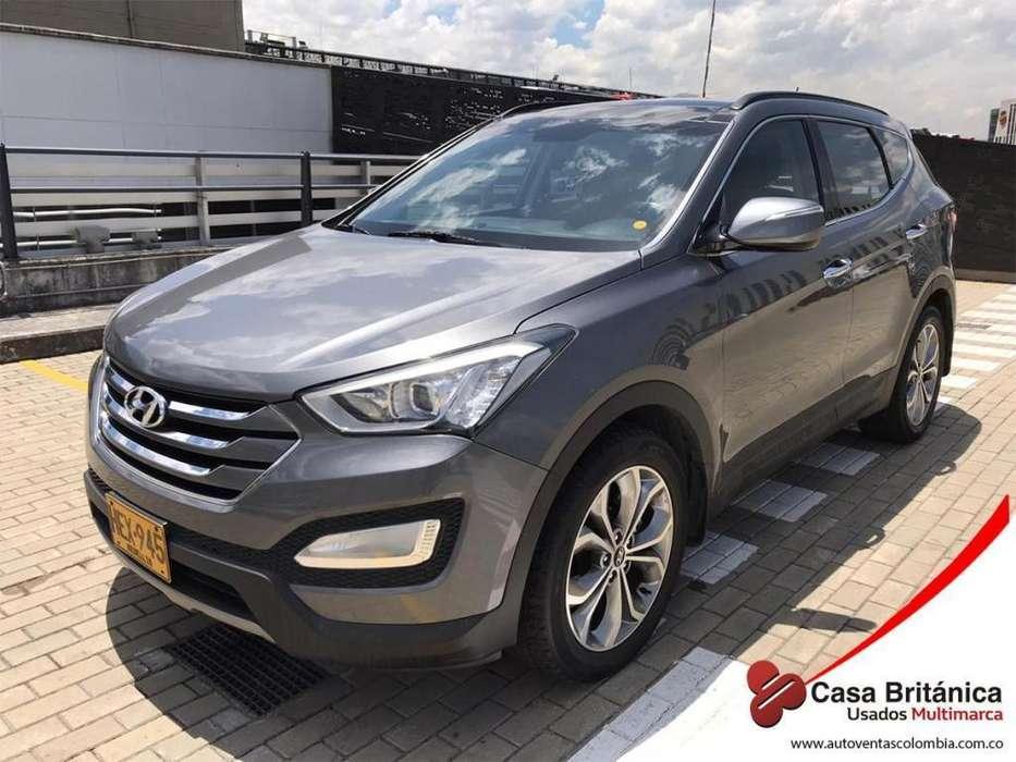 Hyundai Santa Fe 2014 - 63162 km
