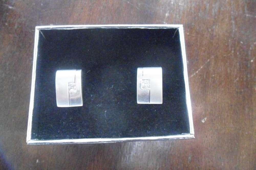 aros de plata 925 macizos