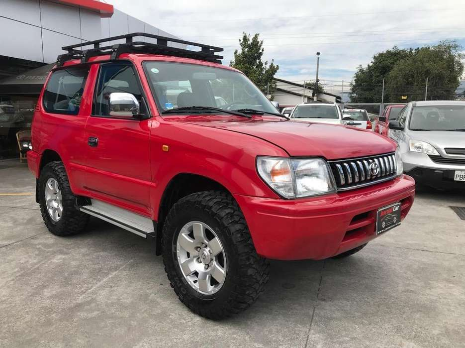 Toyota Prado 2001 - 232375 km