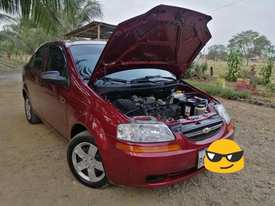 Chevrolet Aveo Family 2014 - 106 km
