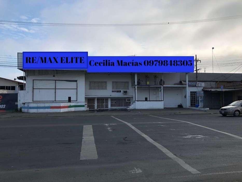 En Venta Terreno para Inversión en la Av. del Ejercito, Portoviejo