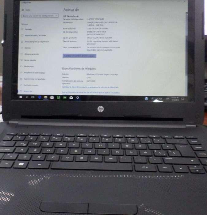 COMPUTADOR PORTATIL H/P DISCO 500 GB, MEMORIA 2 GB INTEL CELERON CELERON N3050 1.60 GHZ