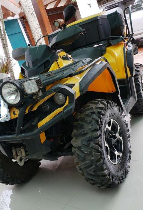 Can Am Outlander 2012