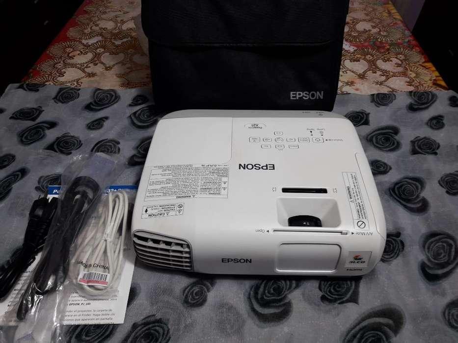 Proyector Epson X21 Super Brillante 3000